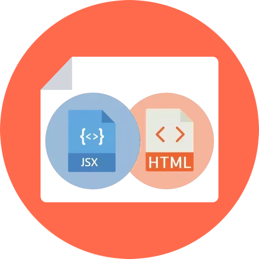 html to JSX
